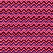 Background with colorful pink and violette stripes, wave — Stock Photo