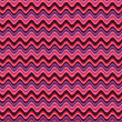 Background with colorful pink and violette stripes, wave - Stock Photo