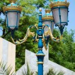 Beautiful antique style street lantern — Stock Photo #2710672