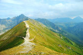Tatra mountains nationalpark — Stockfoto