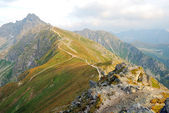 Nationaalpark Tatra mountains — Stockfoto