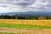 Autumn in Ore Mountains, Czech Republic — Stock Photo