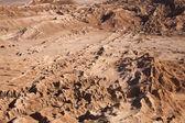 Valle de la Luna (Moon Valley) close to San Pedro de Atacama, Chile — Stock Photo