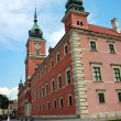 Royal Castle in Warsaw — Stock Photo #3204968