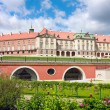Royal Castle in Warsaw — Stock Photo #3236318