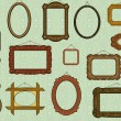 Frames — Stock Vector