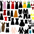 Fashion clothes — Stock Vector #2703185