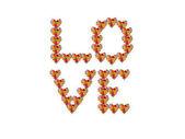 Amore vettoriale — Vettoriale Stock