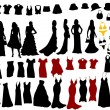 Fashion clothes — Imagen vectorial