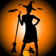 Halloween vector — Stock Vector #2833850