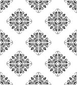 Ornate seamless pattern — Stock Vector