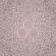 Vector de stock : Seamless decorative ornament