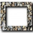 Frame Stones - Lizenzfreies Foto