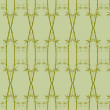 Royalty-Free Stock Photo: Retro Wallpaper with bamboo branches