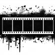 Grunge Filmstrip — Stock Photo #3385657
