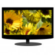 LCD/Plasma TV Screen — Stock Photo