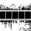 Grunge Filmstrip — Stock Photo #3476502