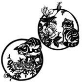Oriental ornament — Stock Photo