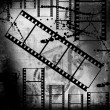 Grunge filmstrip — Stock Photo #3796356