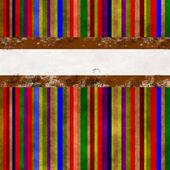 Striped grunge background — Stock Photo