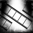 Grunge filmstrip — Stock Photo #3889405