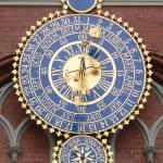 時計カレンダー — ストック写真