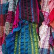 Shawls — Stock Photo