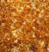 Citrino alfombra adentro drusa — Foto de Stock
