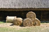 古い村を収穫します。 — ストック写真