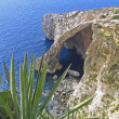 Blue Grotto, Malta — Stock Photo