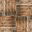 Seamless wooden plank background — Stock Photo #3322605