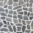 Stone mosaic wall texture background — Stock Photo #3322623