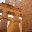 Karnak Temple at Luxor, Egypt — Stock Photo