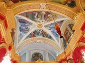 купол мальтийская церковь — Стоковое фото