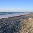 Stock Photo: Greymouth Beach in Evening Light. New Zealand