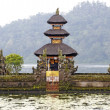Stock Photo: Bali. temple of Bratan.