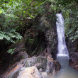 Waterfalls in rainforest. Phuket. Thailand — Stock Photo