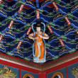 Buddhism temple to Borneo — Stockfoto