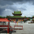 Buddhism temple to Borneo — Stock Photo #5151533