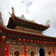 图库照片: Buddhism temple to Borneo