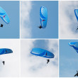 Paragliding — Stock Photo