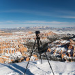Bryce Canyon photography — Stock Photo