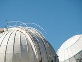 Telescope dome observatory — Stock Photo