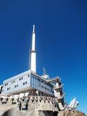 Pic du midi observatorium — Stockfoto