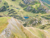 French Pyrenees landscape — Stock Photo