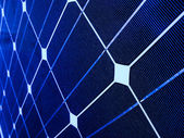 Photovoltaic research — Stock Photo