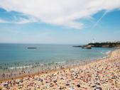 Miniature beach — Stock Photo