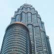 Stock Photo: Petronas twin towers KualLumpur