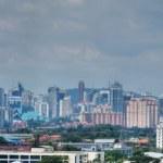 Kuala Lumpur skyline — Stock Photo #3911502