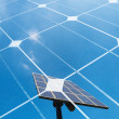 Stock Photo: Solar energy concept